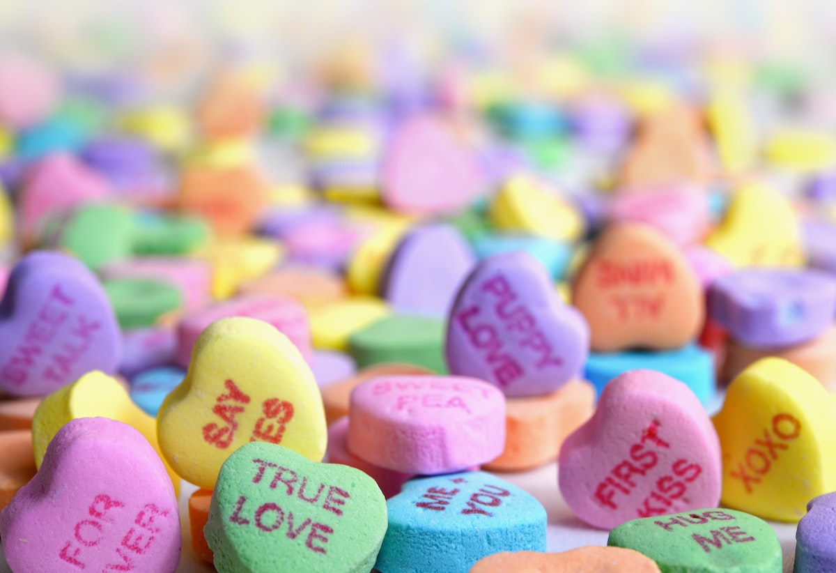 4 Sweet, NEW Tips: Why Valentine's Daycandy is generally bad for your teeth